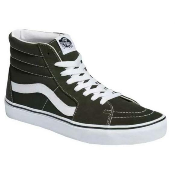 Vans Shoes   Sk8hi Top Sneaker   Poshmark